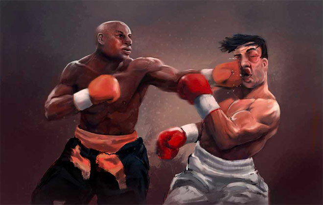 The Punch by Kunal Krishna