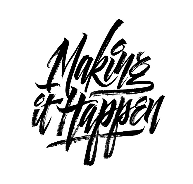 Making it Happen by Chad Patterson