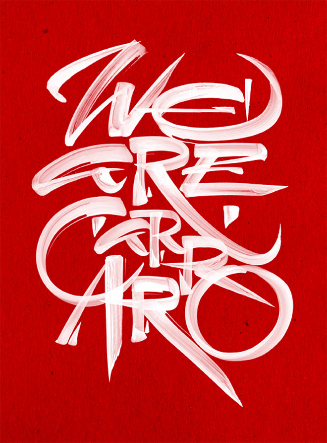 We Are Carraro by Luca Barcellona