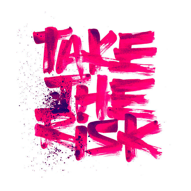 Take the Risk by Pragun Agarwal