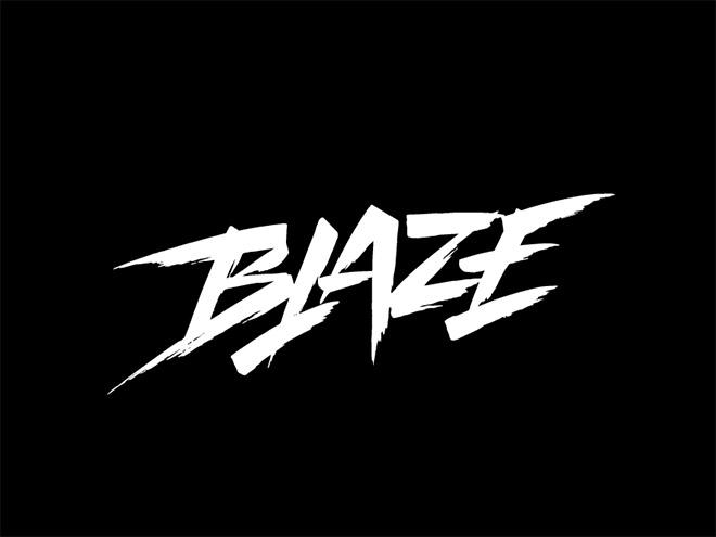 Blaze by Sasha Cko