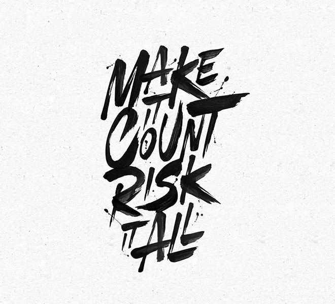 Make It Count by Laura Dillema