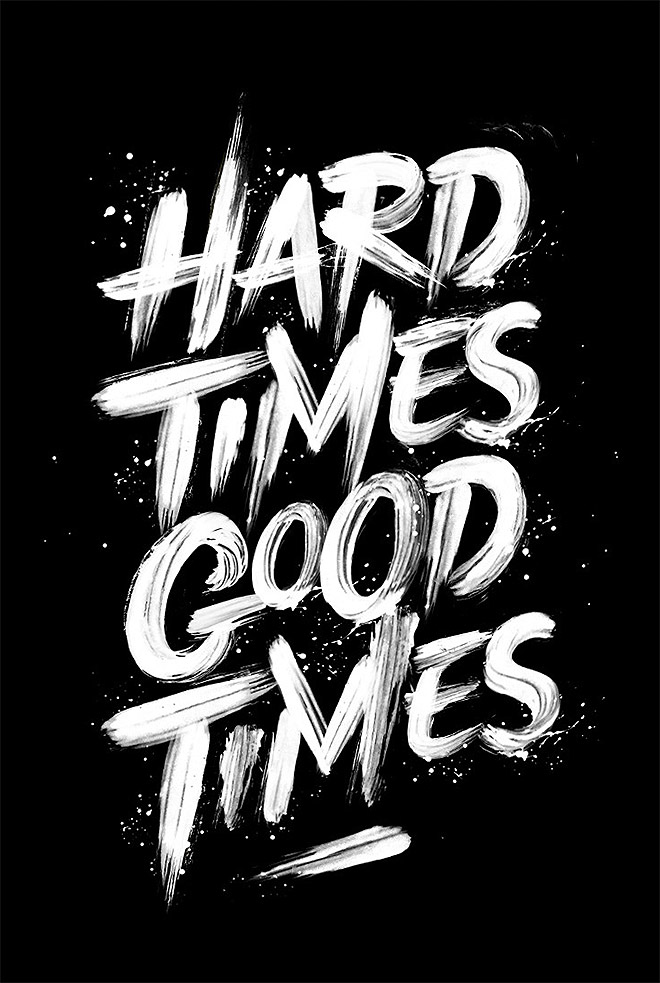 Hard Times Good Times by Sindy Ethel