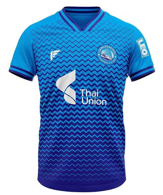 Samutsakhon FC Kit Concept by Sukit Sippo