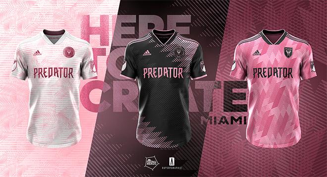 Inter Miami CF Concept by Alberto Mariani