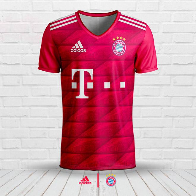 FC Bayern by Orlando Flores