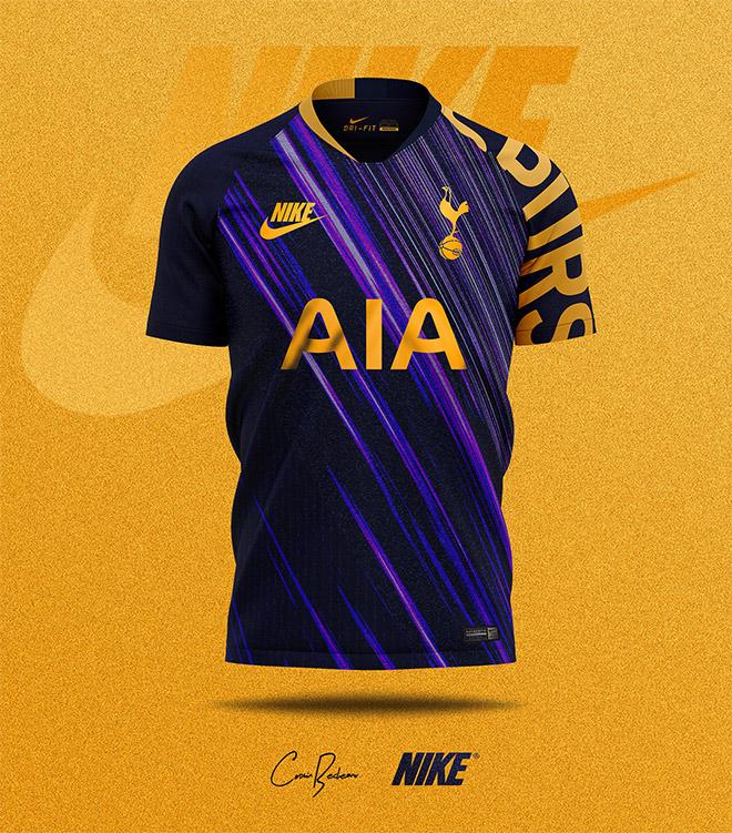 Tottenham Hotspur Concept by Cosmin Becheanu