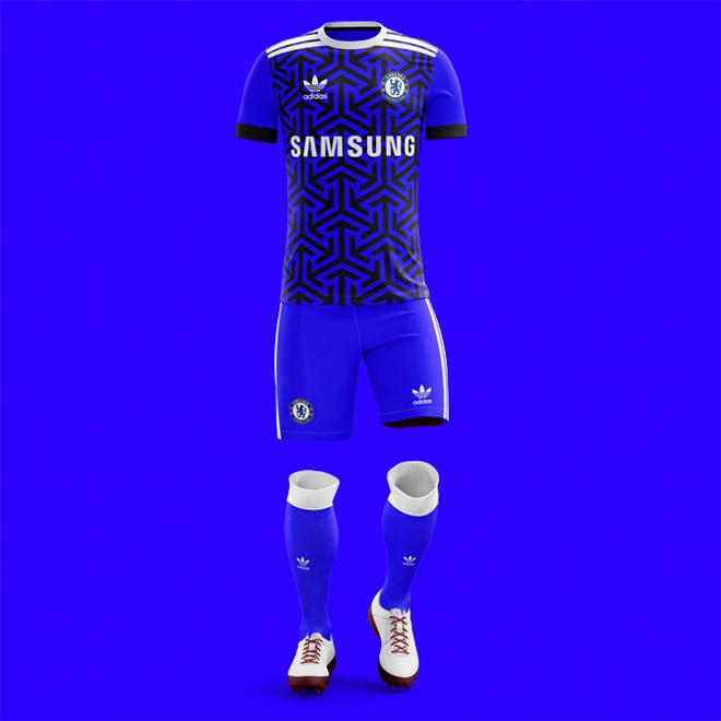 Chelsea FC Concept Kit by Erin Kollqaku