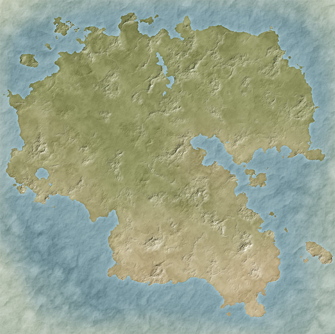31 - How to Create a Fantasy Map of Your Own Fictional World