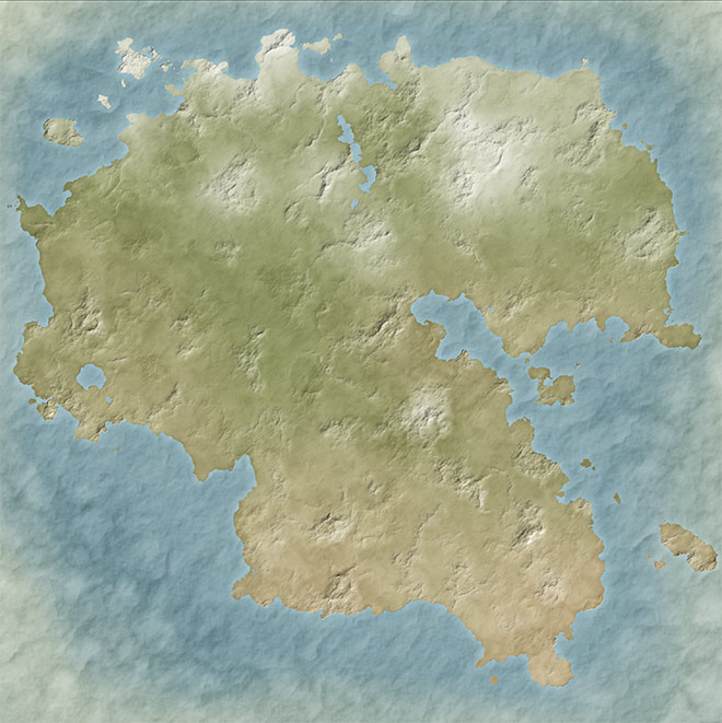 32 - How to Create a Fantasy Map of Your Own Fictional World