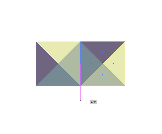 10 - How to Create a Colourful Geometric Pattern in Illustrator