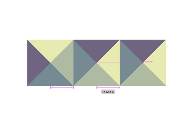 11 - How to Create a Colourful Geometric Pattern in Illustrator