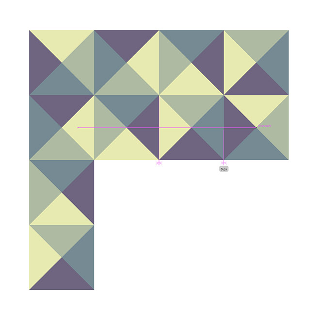 15 - How to Create a Colourful Geometric Pattern in Illustrator