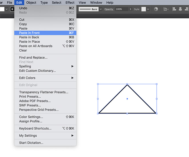 4 - How to Create a Colourful Geometric Pattern in Illustrator