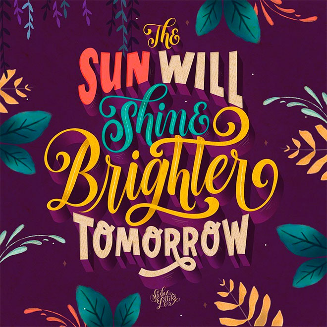 The Sun Will Shine by Sasbu Letters