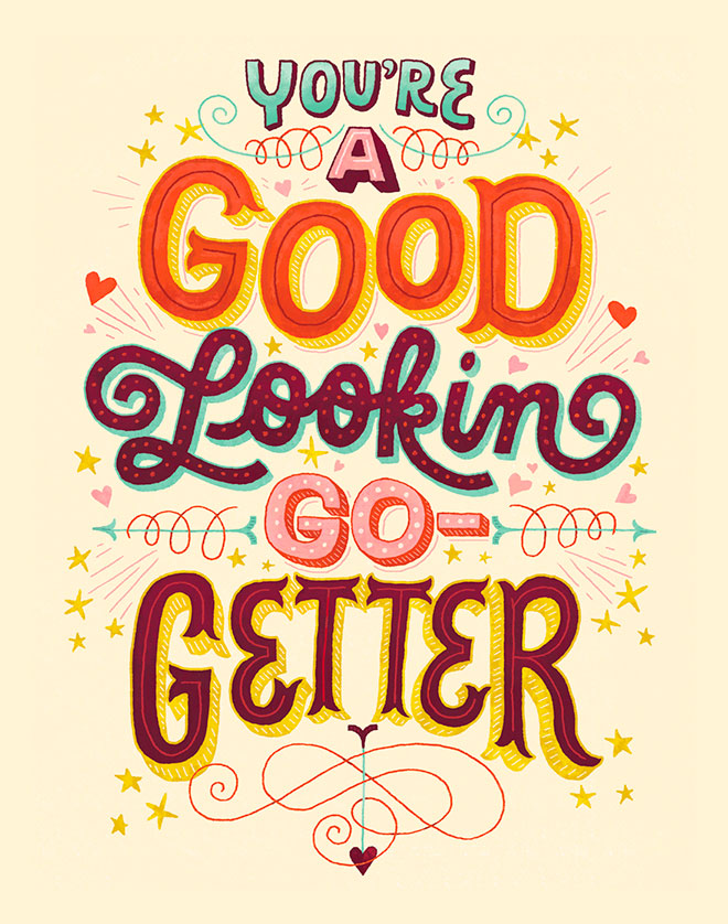 Good Lookin' Go-Getter by Mary Kate McDevitt