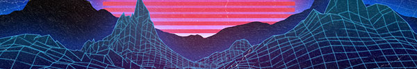 Video Tutorial: Easily Create Retro Landscapes with an 80s Aesthetic