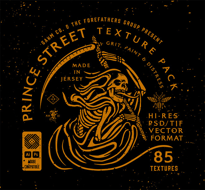 Prince Street Texture Pack by Emir Ayouni