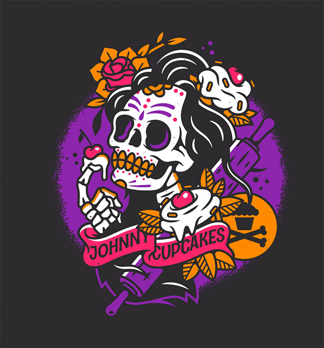 Day of the Dead by Corey Reifinger