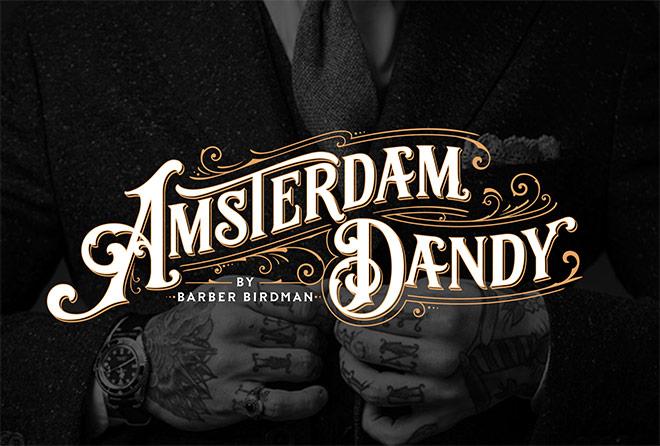 Amsterdam Dandy by Tobias Saul