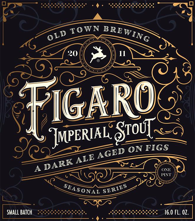 Figaro Stout by Jordan Wilson Designs