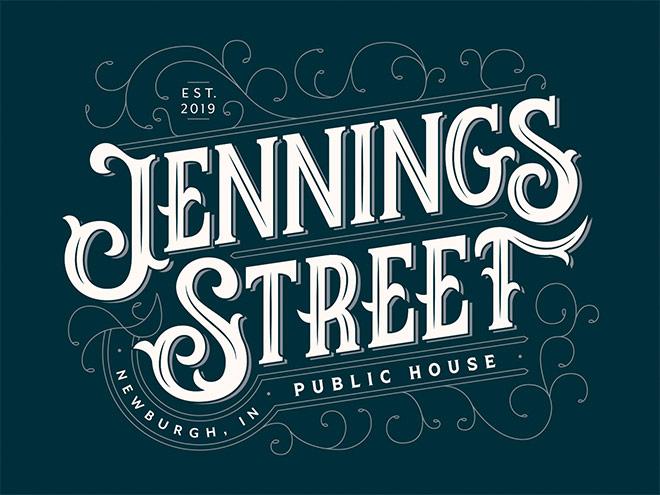 Jennings St. Public House by Lauren Staser