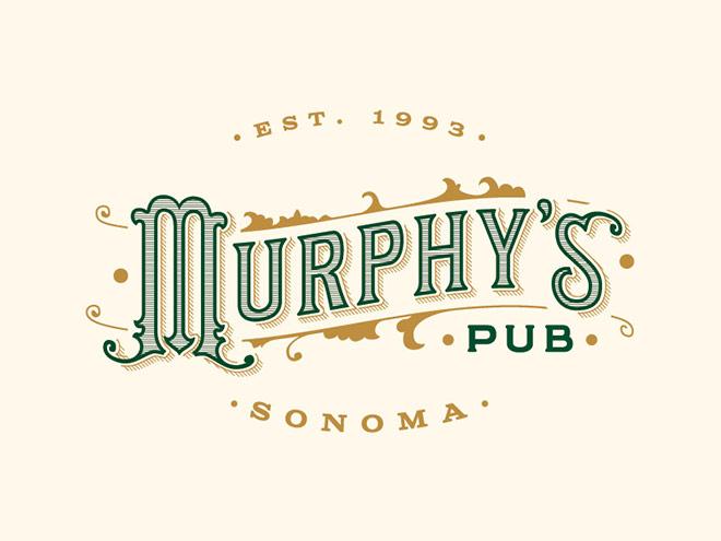 Murphy's Pub Logo by James van Kriedt