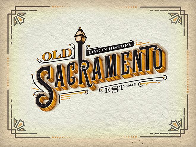 Old Sacramento by Brandon Meier