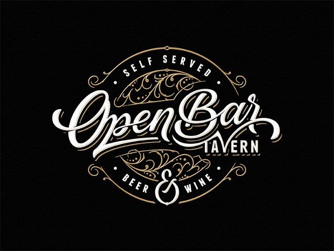 Open Bar Tavern by Dalibor Momcilovic