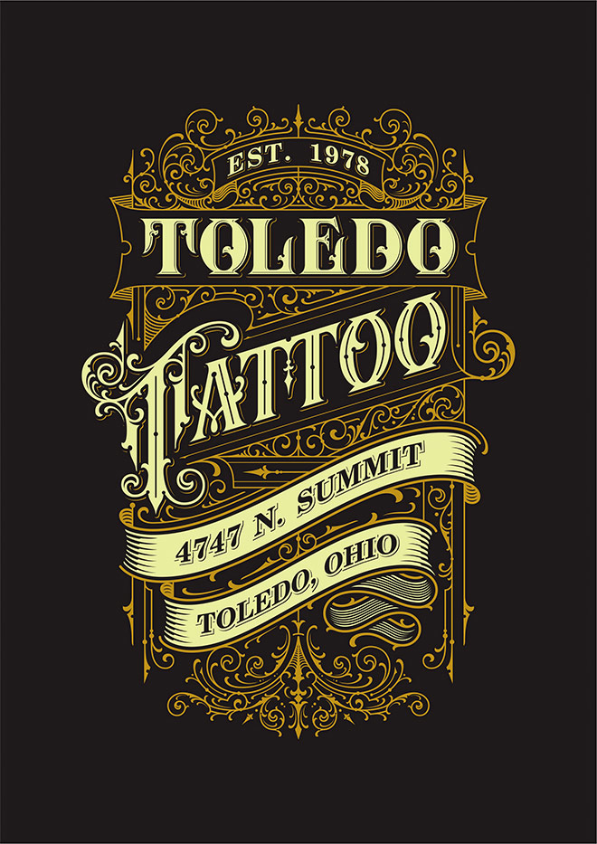 Toledo Tattoo Ohio by Ruddy Setiawan