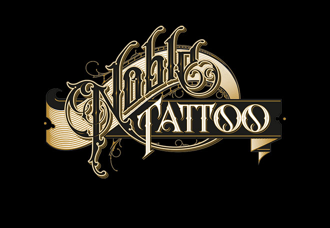 Noble Tattoo by Martin Schmetzer