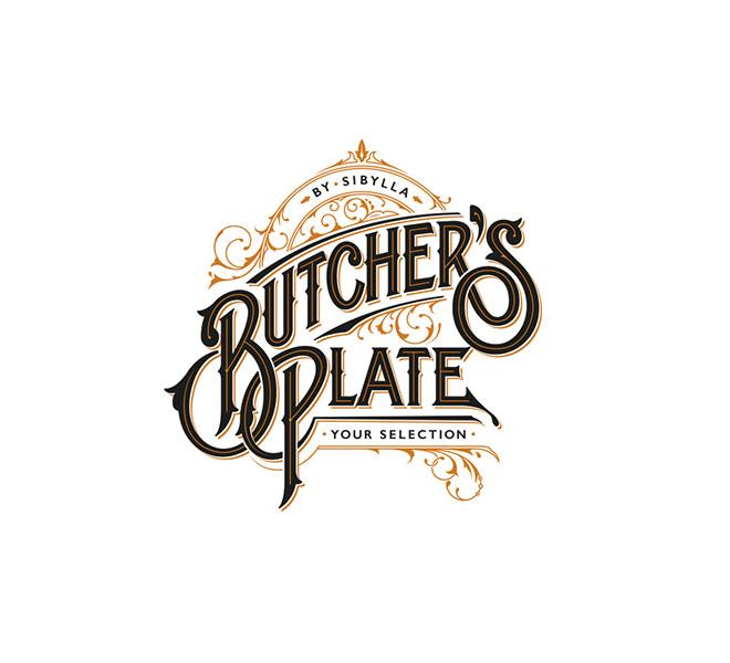 Butcher's Plate by Martin Schmetzer