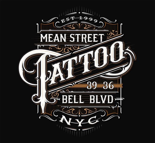 Mean Street Tattoo by Mateusz Witczak