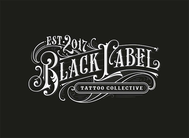 Black Label Tattoo Collective by Mateusz Witczak
