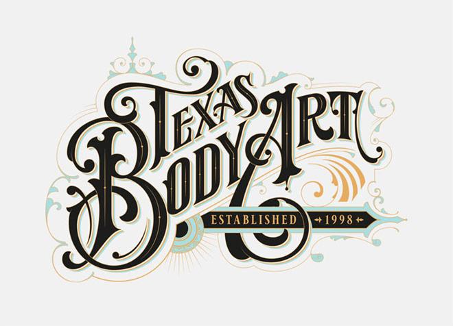 Texas Body Art by Tobias Saul