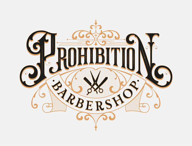Prohibition Barbershop by Tobias Saul
