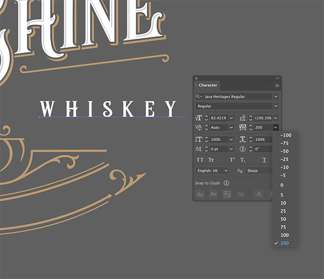 11 - How to Create an Ornate Vintage Logo Design in Illustrator