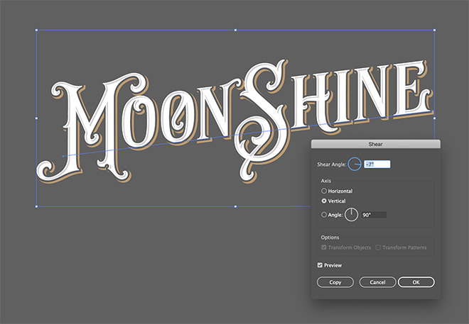 5 - How to Create an Ornate Vintage Logo Design in Illustrator