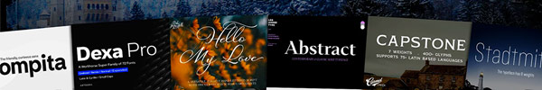 Save Over $3000 With a 99% Discount Off This Collection of Professional Fonts