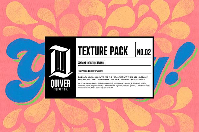 Procreate Texture Brush