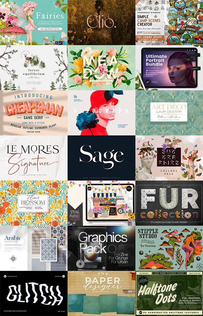 The Designer's Essential Creative Library