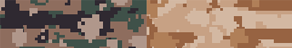 Video Tutorial: How to Make Digital Camo Patterns in Photoshop