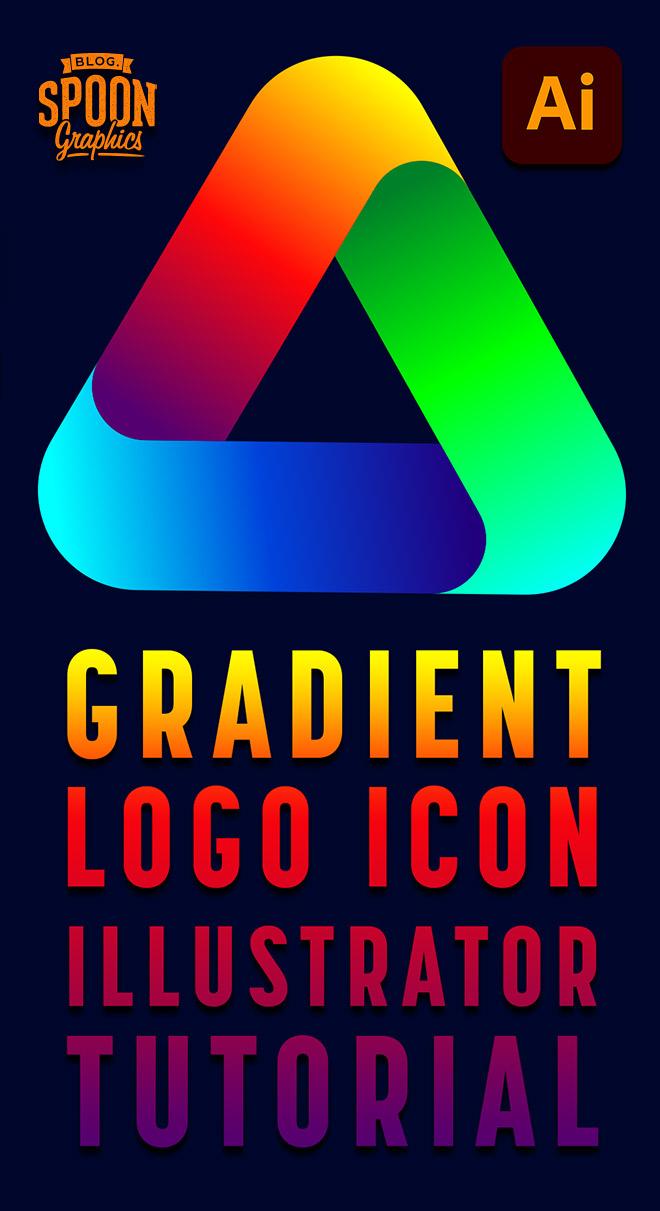 How to Create a Modern Gradient Logo Design in Adobe Illustrator
