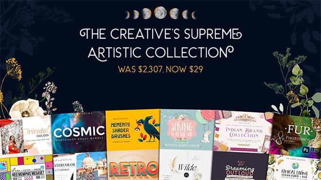The Creative's Supreme Artistic Collection