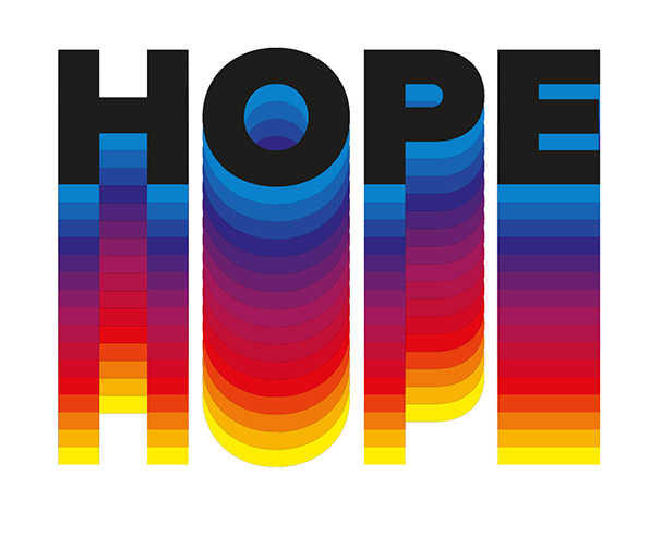 16 - How to Create a Colorful Retro-Style 'Rainbow' Text Effect in Adobe Illustrator