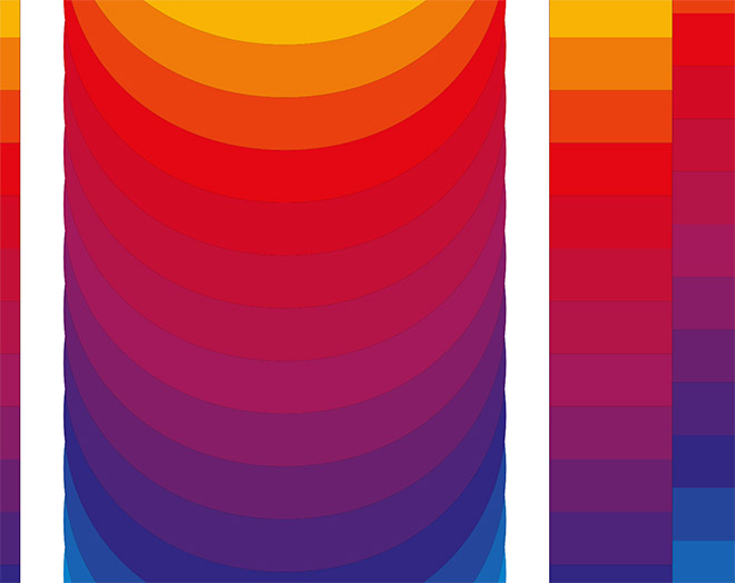 20 - How to Create a Colorful Retro-Style 'Rainbow' Text Effect in Adobe Illustrator