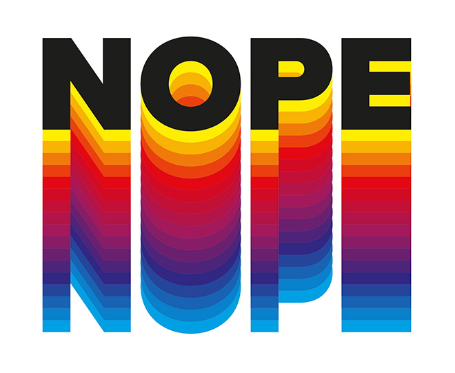 24 - How to Create a Colorful Retro-Style 'Rainbow' Text Effect in Adobe Illustrator