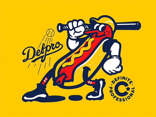 Hotdog Batter by Monkey BEN