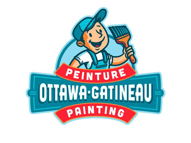 Ottawa Gatineau Painting by Alan Oronoz
