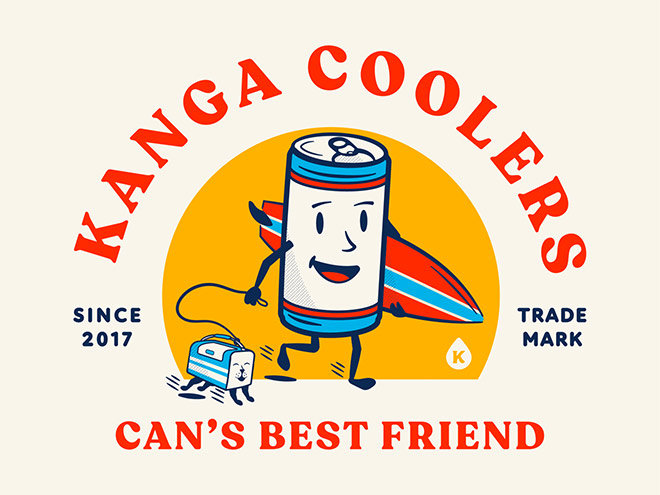 Kanga Coolers by Chris Ganz
